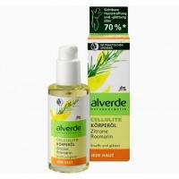 Alverde NATURKOSMETIK Cellulite Körperöl