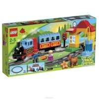 LEGO DUPLO Eisenbahn Starter Set