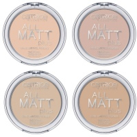 Catrice All Matt Plus - Shine Control Powder Puder