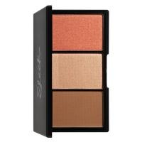 Sleek Face Form Contouring & Blush Palette