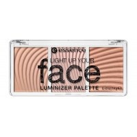 Essence Light Up Your Face Luminizer Palette Highlighter