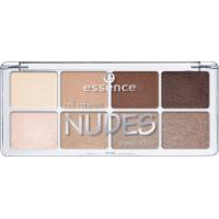 Essence All about nudes Lidschatten Palette