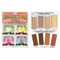 The Balm Highlite 'N Con Tour Highlight & Contour Palette