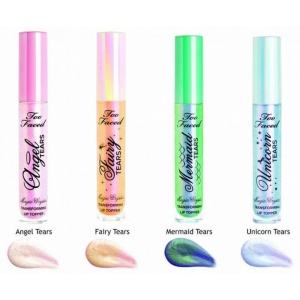 Too Faced Magic Crystal Lip Topper Lipgloss Foto