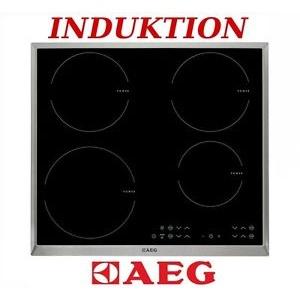 AEG HK 634200 XB Induktion Kochfeld Foto