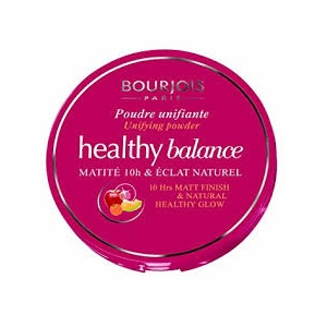 Bourjois Compact Powder Healthy Balance Puder Foto