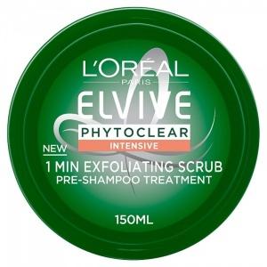 L'Oréal Paris Elvive Phytoclear 1 minute Exfoliating Scrub Haar Peeling Foto