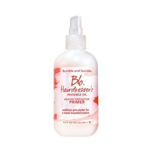 Bumble and bumble Hairdresser's Invisible Oil Heat/UV Protective Primer Haarpflege-Spray Haaröl Foto