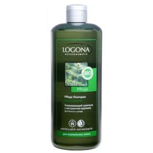 Logona Pflege Brennessel Shampoo Foto