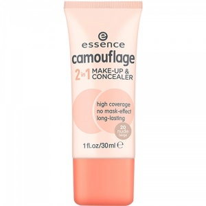 Essence Concealer camouflage 2 in 1 make-up Foundation Foto