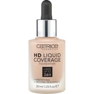 Catrice Make-up HD Liquid Coverage Foundation Foto