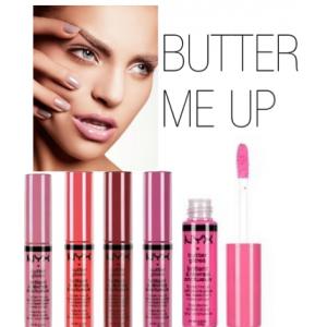 NYX Butter Gloss Lipgloss Foto