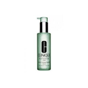 CLINIQUE 3-Phasen-Systempflege Liquid Facial Soap Mild Gesichtsseife Foto