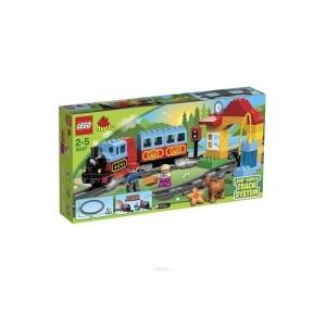LEGO DUPLO Eisenbahn Starter Set Foto