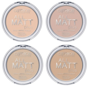 Catrice All Matt Plus - Shine Control Powder Puder Foto