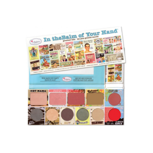 The Balm In theBalm of Your Hand Holiday Face Palette  Lidschatten Foto