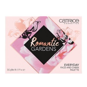 Catrice Romantic Gardens Everyday Face And Cheek Palette Foto
