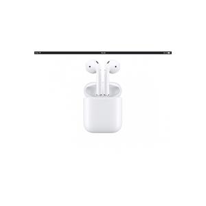 Apple AirPods Kopfhörer Foto