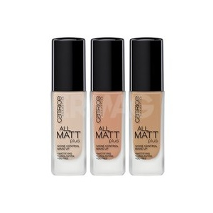Catrice All Matt Plus Shine Control Make-up Foundation Foto