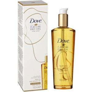 Dove Pure Pflege Schwereloses Öl Haaröl Foto