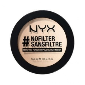 NYX #NOFILTER FINISHING POWDER Puder Foto