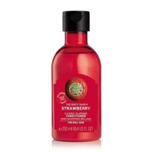 The Body Shop Strawberry Glanz-Spülung Conditioner Foto