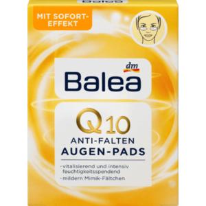 Balea  Q10 Anti-Falten  Augen-Pads Foto