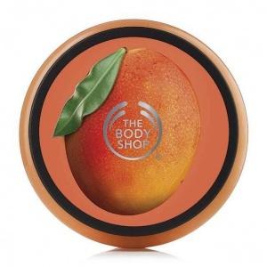 The Body Shop Mango Body Scrub Peeling Foto