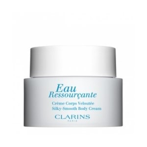 Clarins Eau Ressourçante  Silky-Smooth Body Cream Körpercreme Foto