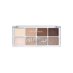Essence All about nudes Lidschatten Palette Foto