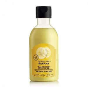The Body Shop Banana Truly Nourishing Conditioner Foto
