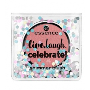 Essence *Live.Laugh.Celebrate* - Shimmer Blush Foto