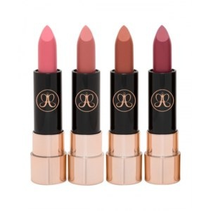 Anastasia Beverly Hills 4 Pc Set Mini Nudes Lippenstift Foto