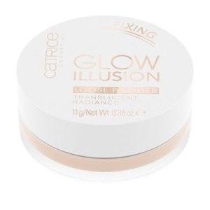 Catrice Glow Illusion Loose Powder Puder Foto