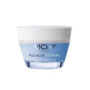 Vichy AQUALIA THERMAL Leichte Feuchtigkeitspflege Gesichtscreme Foto