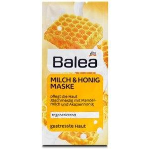 Balea Milch & Honig Gesichtsmaske Foto
