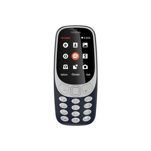Nokia  3310 Dual Sim, Version 2017 Handy Foto