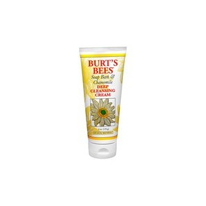 Burt's Bees Bark & Chamomile Deep Cleansing Cream Waschcreme Soap Foto