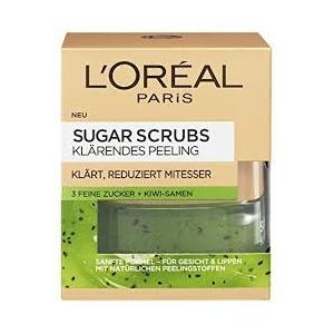 L´Oreal Paris Sugar Scrubs Kiwi-Samen - Klärendes Peeling Foto