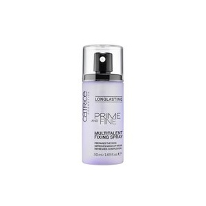 Catrice Prime And Fine Multitalent Fixing Spray Foto