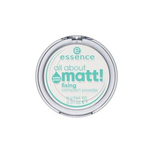 Essence All about matt! fixing compact powder waterproof Puder Foto