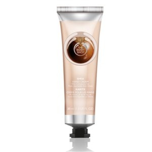 The Body Shop Shea Handcreme Foto