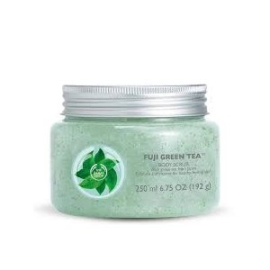 The Body Shop Fuji Green Tea Body Scrub Foto