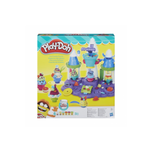 Hasbro Play -Doh Eiscreme Schloss Foto