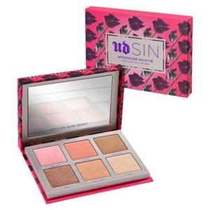 Urban Decay SIN AFTERGLOW - Highlighter + Blush Palette Foto