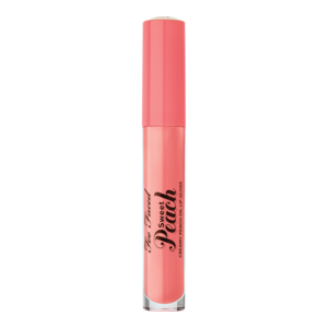 Too Faced Sweet Peach Creamy Lip Oil Lipgloss Foto