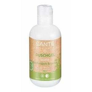 Sante Naturkosmetik Bio-Ananas & Limone Duschgel Foto