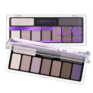 Catrice The Edgy Lilac Collection Eyeshadow Palette Lidschatten Foto