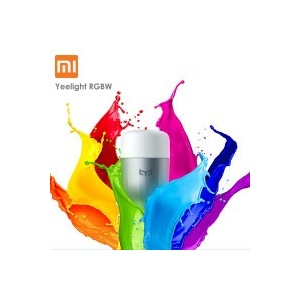 Xiaomi Yeelight RGBW E27 LED Birne Lampe Foto