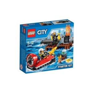 LEGO City 60106 - Feuerwehr - Starter - Set Bau- & Konstruktionsspielzeug Foto